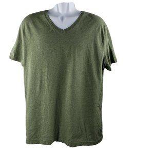 Banana Republic Tech Cotton V-Neck T-Shirt XL